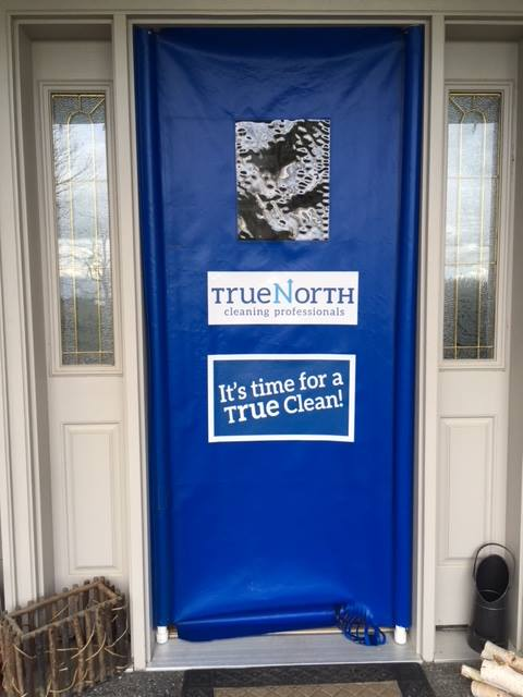 True North Prevents Bugs from entering your house with door guards